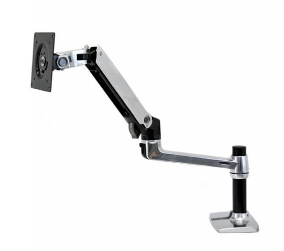 Ergotron 45-241-026 LX Desk Mount Monitor Arm